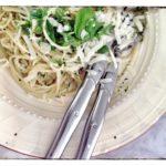 recept, nyttigt, pesto, ogräs, grönt
