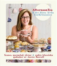 Afternoon tea & det bästa från Storbritannien