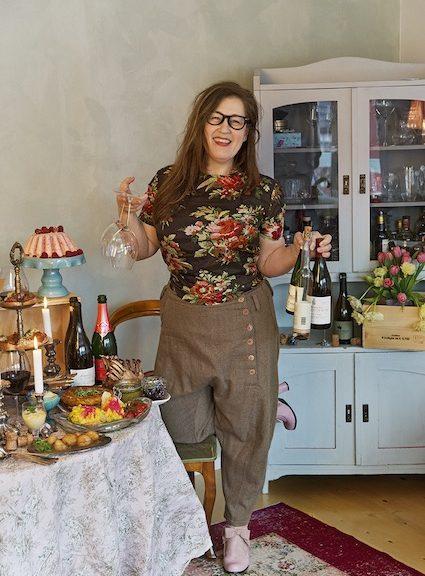 Mat, vin, recept, Anette Rosvall, kokbok