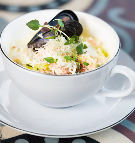 recept, Husmorsorna, Anette Rosvall, clamchowder, musslor