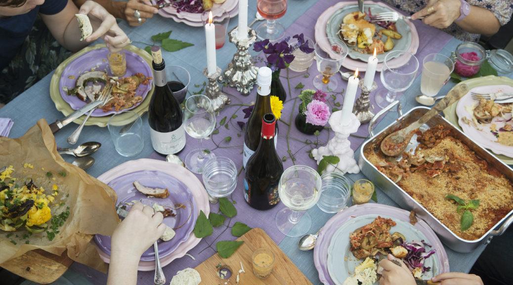 comfort food, mat&dryck, kokbok, Anette Rosvall, författare