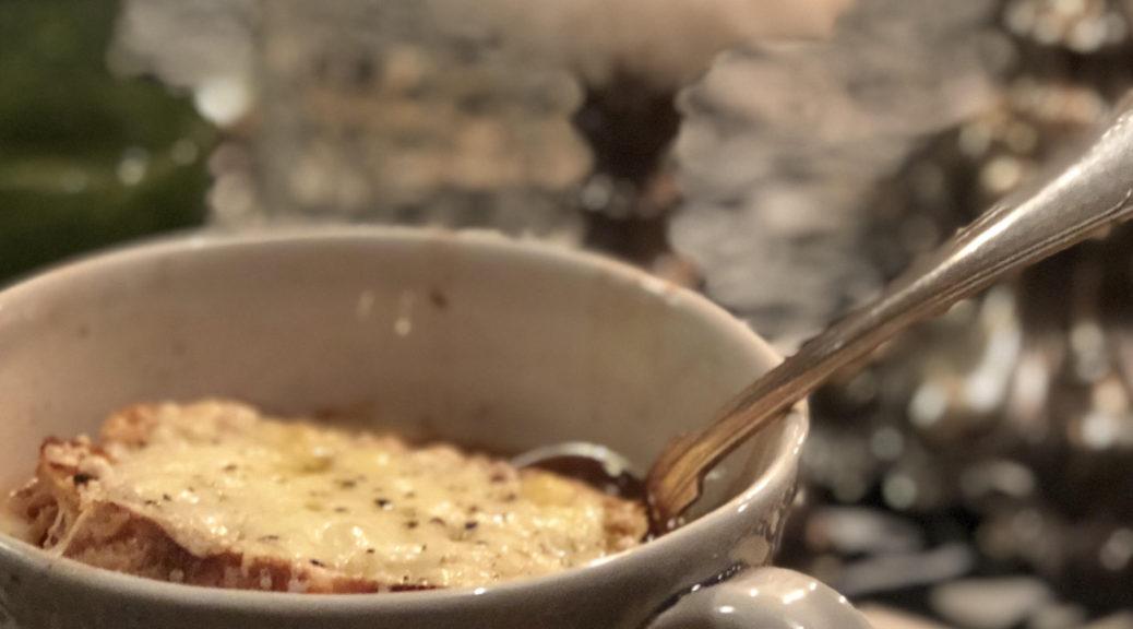 Anette, Rosvall, soppa, löksoppa, recept,