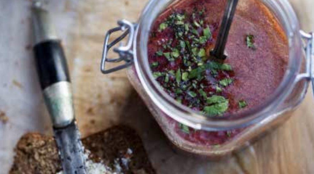 Anette Rosvall, middag, soppa, Hallen, recept