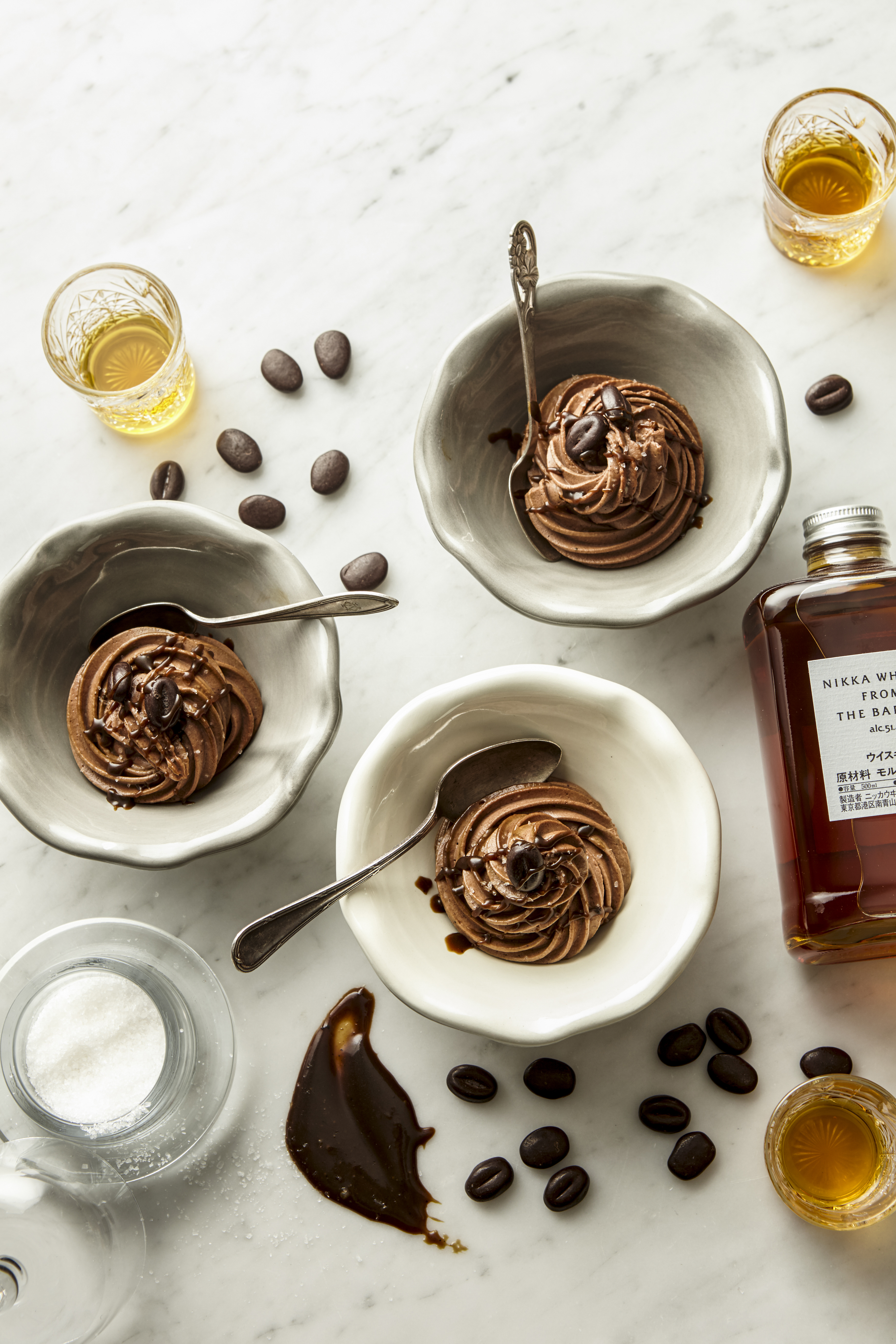 choklad, anette rosvall , dessert, spritdessert, whisky