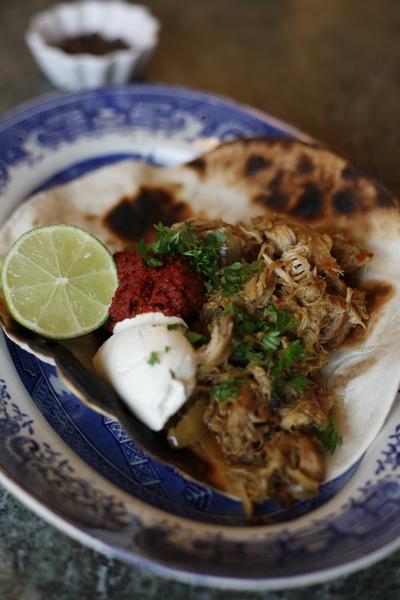 Etiopien, recept, Dorowåt, kyckling, långkok