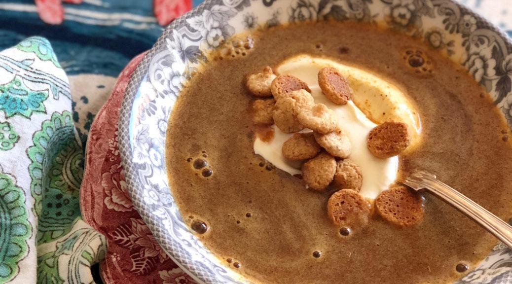 efterrätt, mellanmål , nyponsoppa, recept, soppa
