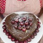 Choklad + körsbär = kärlek